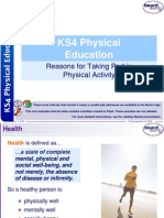 8. Reasons for Taking Part in Physical Activity.ppt