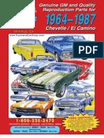 1964-1987 Chevelle / El Camino