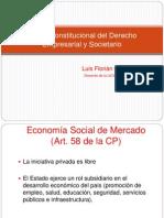 Marco Constitucional Del Derecho Comercial
