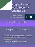 L22 - Firewalls