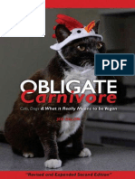 Obligate Carnivore_ Cats, Dogs & What It Really Means to Be Vegan