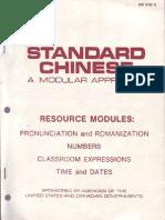 FSI StandardChinese ResourceModule StudentText