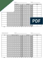 FCE Exam Table-NEW 2015