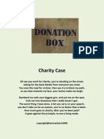 'Charity Case'