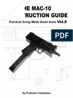 The MAC-10 Construction Guide - Practical Scrap Metal Small Arms Vol.6