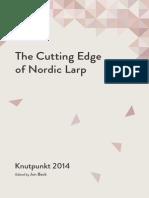2014 the Cutting Edge of Nordic Larp