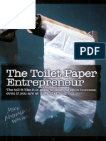 [Michalowicz, 2008] the Toilet Paper Entrepreneur