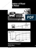 D49-Calculation of Road Traffic Noise