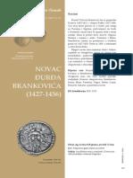UBS Bankarstvo 1 2012 Novac
