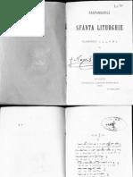 1907 Gherasim Raspunsurile la Sf Liturghie
