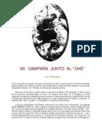 PEREDO Inti - Mi campaña junto al Che