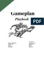 Gameplan Playbook
