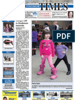 January 9, 2015 Strathmore Times