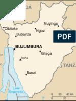 Burundi Projet Budget 2015