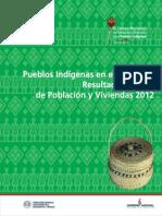 Pueblos Indígenas en El Paraguay Resultados Finales de Población y Viviendas 2012 (1)