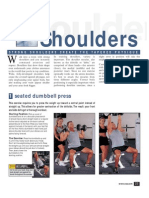Body for Life Shoulders Training