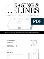 Packaging Dielines free book