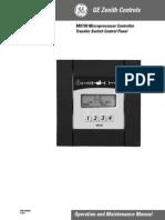 GE MX-150 Manual