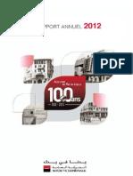 SG 2012 la société générale