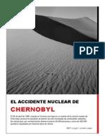 El Accidente Nuclear de Chernobyl