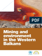 Mining [Western Balkans] 2001 [R]