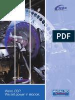 Ansaldo Thomassen - Corporate Brochure (2014)