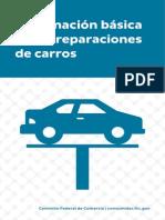 Informacion Basica Sobre Reparaciones de Carros