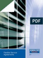 Ansaldo Thomassen - Flexible Service Agreements (2014)