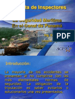 La Seguridad Maritima en El Canal de Panamá