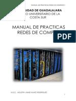 Manual de Practicas Redes de Computo i 2014 A