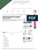 Utilizando a Plataforma de Prototipagem Eletrônica Arduino - Monografias Brasil Escola