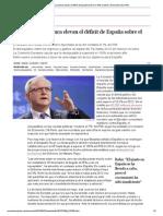 Las Ayudas a La Banca Elevan El Déficit de España Sobre El 10% en 2012 _ Economía _ EL PAÍS