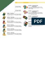 2.1 Post-it Flags Specs