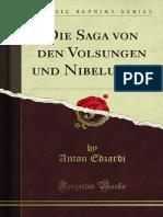 Die Saga Von Den Volsungen Und Nibelungen 1100109686