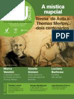 Revista Sobre a Mística Nupcial de Teresa de Àvila