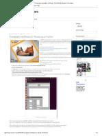 Tracegraph Installation in Ubuntu 13
