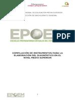 Compendio Diagnóstico Bachillerato General