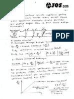 Akışkanlar Mekaniği Ders Notu