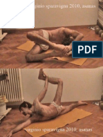 Yoga , unusual Lateral Asanas and chest-wheel