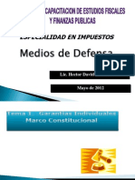 Medios de Defensa CENCAFI-2012-2
