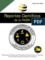 Reportes Científicos de La FACEN Revista_nro1