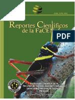 Reportes Científicos de La FACEN Revista_nro1_2