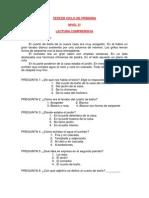 Banco de Lecturas Tercer Ciclo Primaria (2)