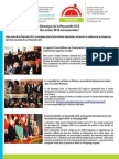 Chronique de La Passerelle -I.D.E.une année 2014 très mouvementée!