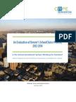 An Evaluation of Denver's SchoolChoice Process, 2012-2014