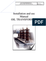 Transformer Installation Guide