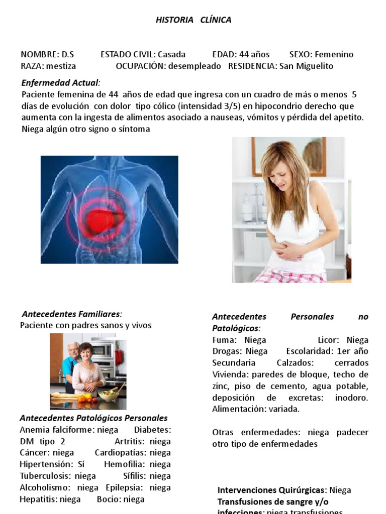 colecistitis calculosa sintomas de diabetes