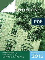2015 Economics Catalog