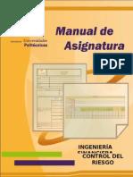 Manual Control Del Riesgo
