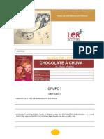 Chocolate a Chuva Ficha